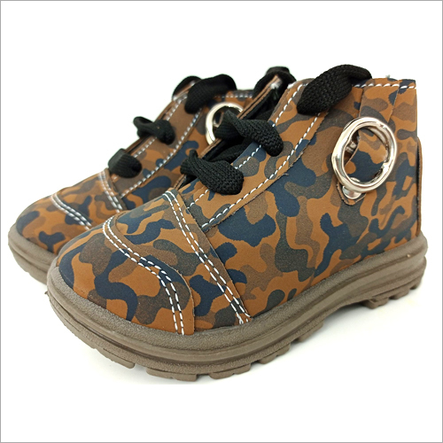 Boys High Ankle Shoes