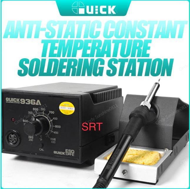 Quick 936a Soldring Station