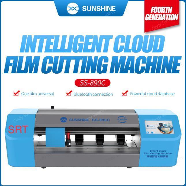 Ss- Film Cutting Machine