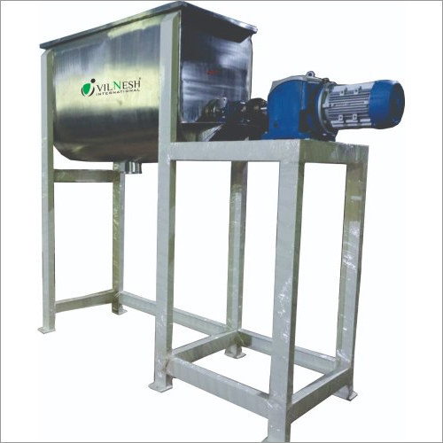 Semi-Automatic Incense Powder Mixing Machine