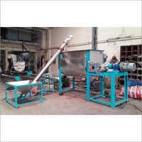 Semi-Automatic Blending Machine