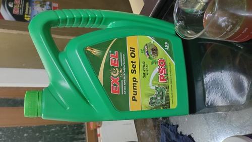Excel Pump Set Oil