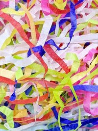 Paper Grass, Shredded Paper, Confetti Paper, Crinkle Paper