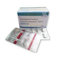 Cefpodoxime Proxetil with Pottasium Clavulanate Tablets