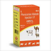 Phenramine Maleate Veterinary Injection IP