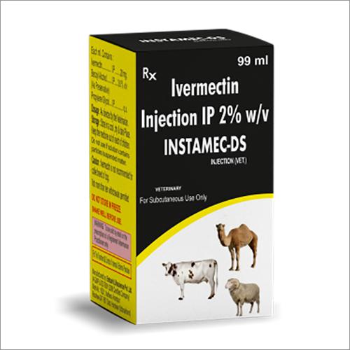 Ivermectin 2 % w-v Veterinary Injection IP