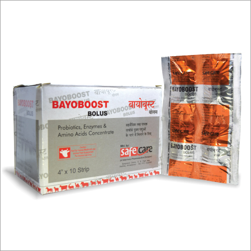 Bayoboost Probiotics - Enzymes and Amino Acids Concentrate
