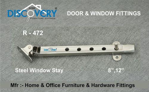 Steel Window Stay