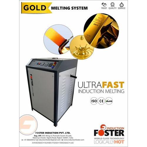 Gold Melting Furnace Induction Based