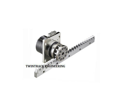 Rack And Pinion Drive