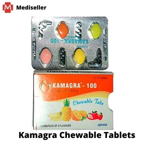 Chewable Slidena-fil 100mg Tablets