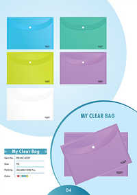 My Clear Bag