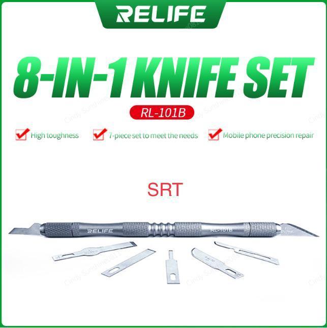 Relife 8in1 Kenife Set 101b