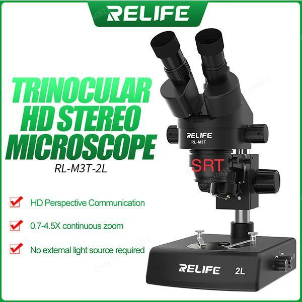Rl-m3t Microscop
