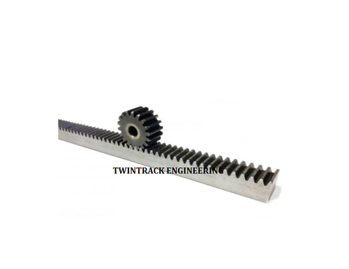Small Rack And Pinion