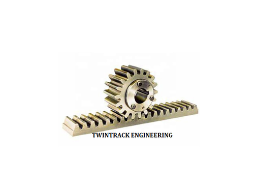 Reciprocating Rack And Pinion
