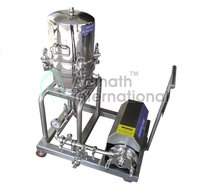 SS-316 Filter Press