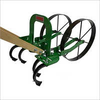 Double Strip Wheel Hoe Weeder