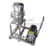 Sparkle Filter Press