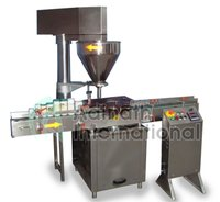 Double Auger Powder Filling Machine