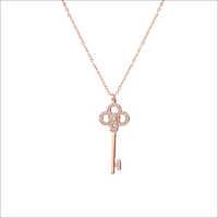 Ladies Key Pendant