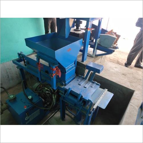 Rotary Fly Ash Bricks Machine
