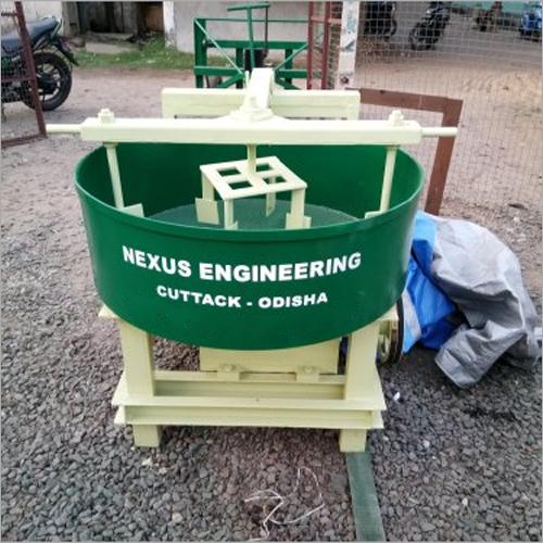 NPM-1 Nexus Pan Concrete Mixer