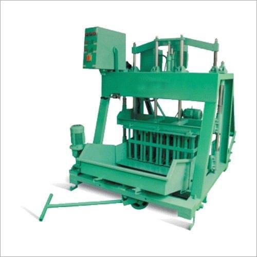NHE-1 Hollow Block Making Machine