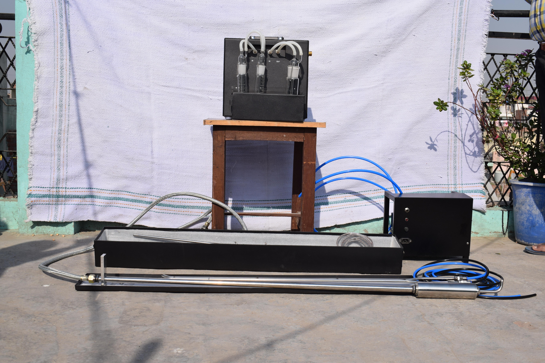 Stack Emission Monitoring Apm 160