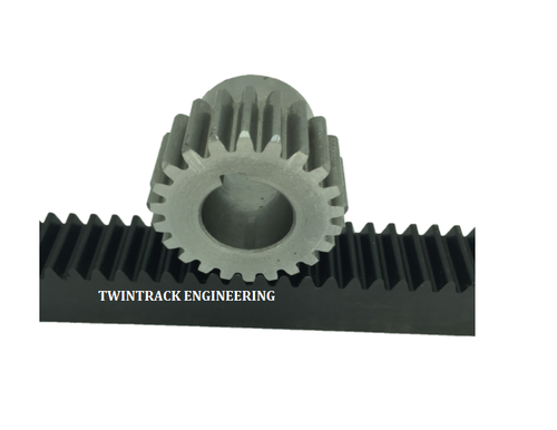 Rack And Spur Gear