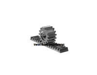 Worm Gear Rack And Pinion