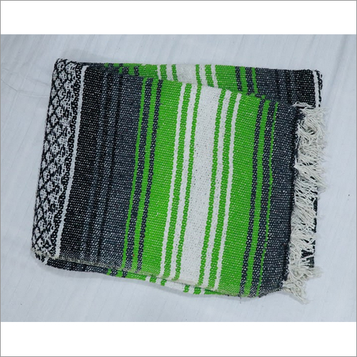 Dark Green Falsa Blanket