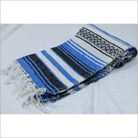 Sky Blue Falsa Blanket