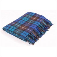 Buchanan Blue Tartan Blankets