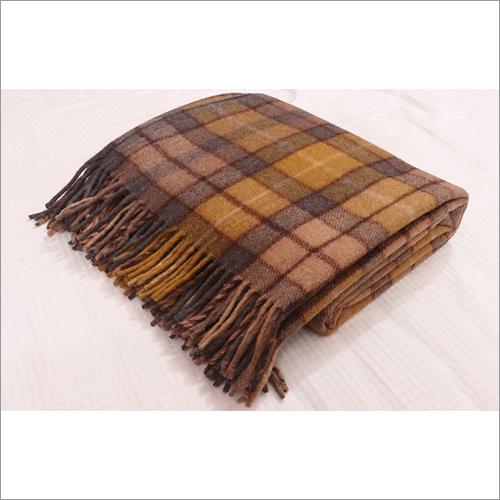Buchanan Natural Tartan Blankets