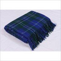 Blue Douglas Tartan Blankets