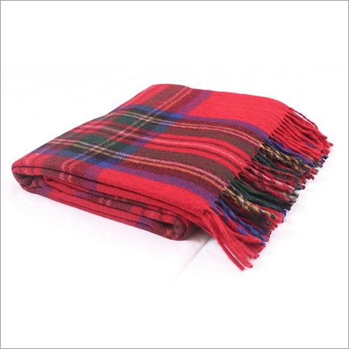 Royal Stewart Tartan Blankets