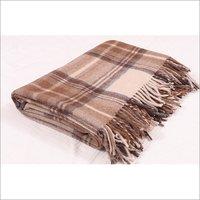 Stewart natural Dress Tartan Blankets