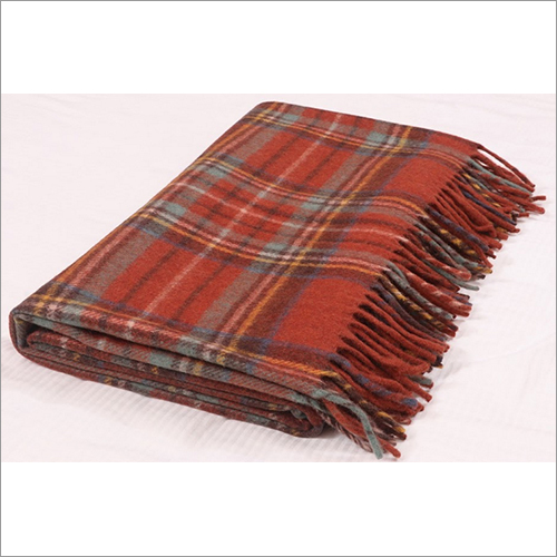 Stewart Royal Antique Tartan Blankets