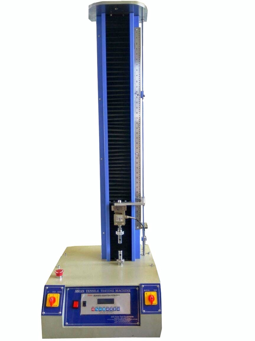 Tensile Testing Machine Digital Model