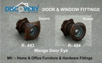 Wenge Door Eye