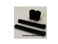 Plastic Rack And Pinion Gear Set