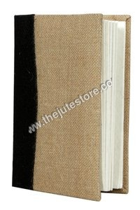 Handcrafted Jute Diary