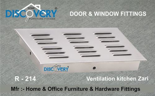 Ventilation Kitchen Zari