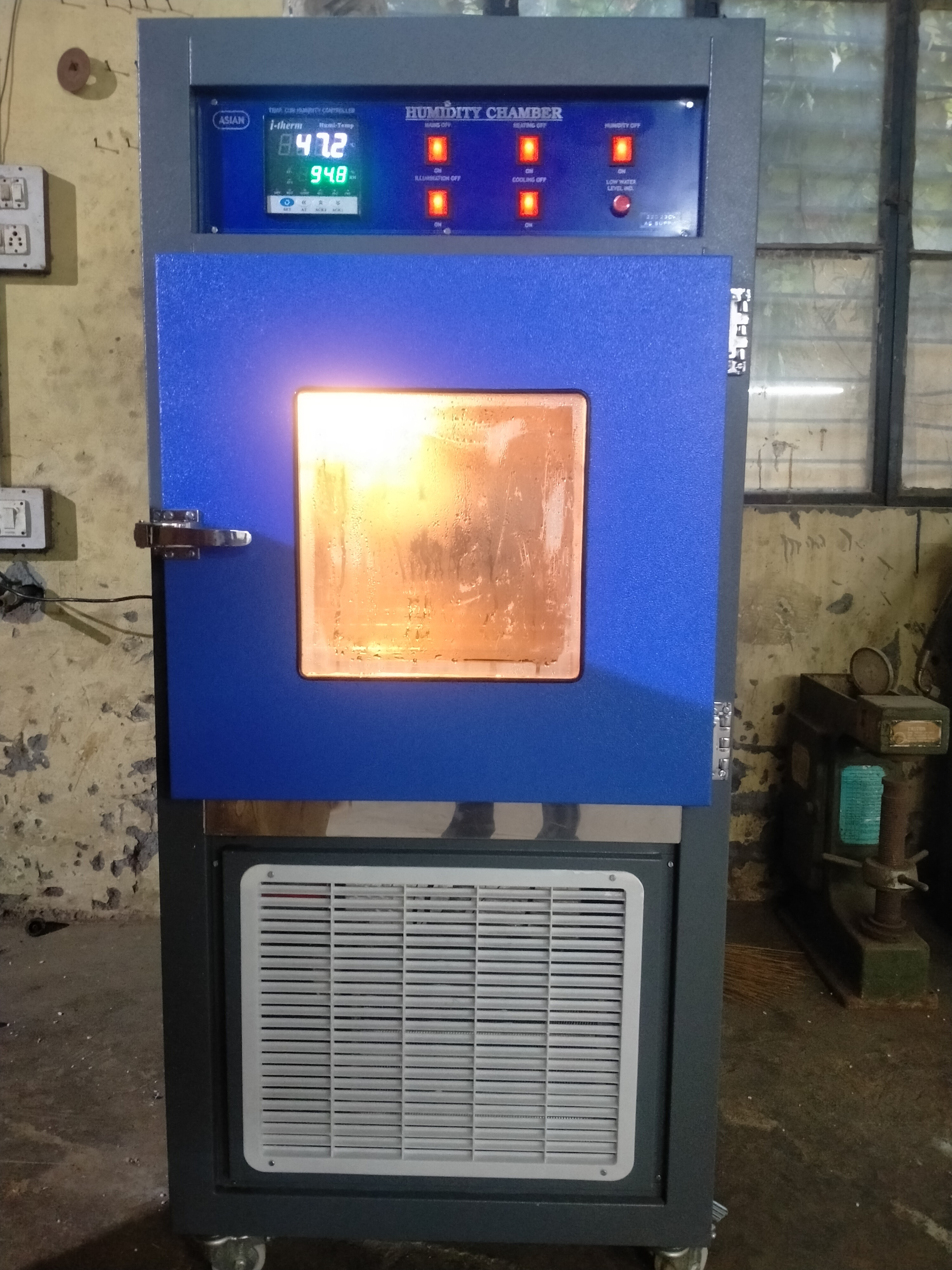 Temperature Conditioning Chamber