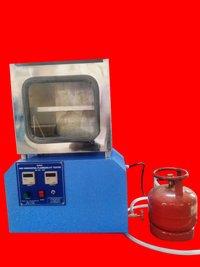 HMV Horizontal Flammability Tester
