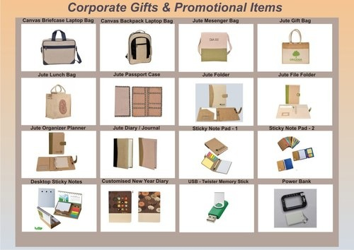 Corporate Gifts & Promotional Items