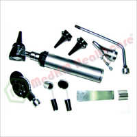 German Ophthalmoscope Set