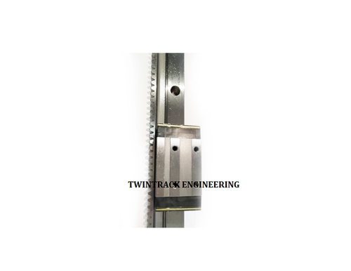 Rack And Pinion Linear Slide