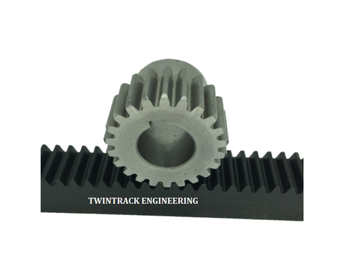 Flexible Rack And Pinion